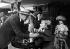 "Cecil Beaton (1904-1980), British photographer, ""My Fair Lady"" party, on August 30, août 1965. © Jack Nisberg / Roger-Viollet"