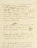 """""""La mort et les statues"""", ouvrage photographique de Pierre Jahan. Manuscrit de Cocteau (B), page 4. 1944. Paris, musée Carnavalet.  © Musée Carnavalet / Roger-Viollet"""