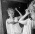 """""""Hippolyte et Aricie"""", de Jean-Philippe Rameau. Jane Rhodes. Festival du Marais, juin 1964. © Studio Lipnitzki / Roger-Viollet"""