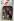 Richard Branson (né en 1950), entrepreneur, aventurier et sportif britannique, et son co-pilote Per Lindstrand (né en 1948), entrepreneur, aventurier et ingénieur en aéronautique suédois, après leur traversée du Pacifique à bord d'un ballon, 27 novembre 1989. © PA Archive/Roger-Viollet