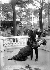 Démonstration de tango brésilien. Paris, 1912.     © Albert Harlingue/Roger-Viollet