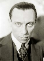 Louis Jouvet (1887-1951), French actor and director. © Henri Martinie / Roger-Viollet
