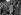 Walker Smith, said Ray Sugar Robinson (1920-1989), American boxer, congratulated par André Dassary, French singer. Paris, June 1951.$$$ © Roger-Viollet