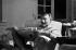 Ernest Hemingway (1899-1961), American writer, Nobel prize-winner in 1954. © Tony Burnand / Roger-Viollet