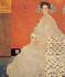 "Gustav Klimt (1862-1918). ""Portrait de Fritza Riedler"". Huile sur toile, 1906.  © Imagno/Roger-Viollet"