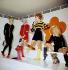 Présentation des créations de Mary Quant (née en 1937), styliste anglaise. Londres (Angleterre), 1er août 1967. © PA Archive/Roger-Viollet