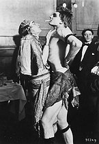 Men in fancy dress during the ball of the Russian academy. Paris, December 1913. © Maurice-Louis Branger / Roger-Viollet