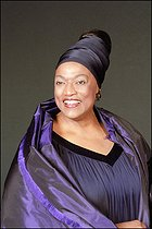 September 30, 2019 : Death of Jessye Norman (1945-2019), American opera singer, at 74 years old © Colette Masson / Roger-Viollet