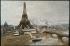"""Paul-Louis Delance (1848-1924). """"La Tour Eiffel et le Champ-de-Mars en janvier 1889 - les travaux de l'Exposition universelle"""". Huile sur toile, 1889. Paris, musée Carnavalet.  © Musée Carnavalet/Roger-Viollet"""