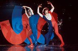 Antoinette Sibley (née en 1939), danseuse anglaise, et Rudolf Noureïev (1938-1993), danseur russe.  © TopFoto/Roger-Viollet