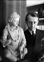 André Malraux (1901-1976), French writer and politician, 1933. © Albert Harlingue / Roger-Viollet