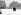 Trafalgar Square pendant une tempête de neige. Londres (Angleterre), 22 novembre 1965. © PA Archive/Roger-Viollet