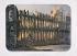 """Dubourg. """"Désastres de Paris : Incendie du Ministère des Finances, juin 1871"""". Paris, musée Carnavalet.    © Musée Carnavalet/Roger-Viollet"""