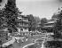 Exposition universelle de 1900, Paris. Le palais de la Chine, parc du Trocadéro. © Neurdein/Roger-Viollet