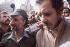 Yasser Arafat and Ahmed Abdel Raman, Palestinian leaders. Tripoli (Lebanon), 1983.      © Françoise Demulder/Roger-Viollet