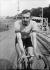 Lucien Petit-Breton (1882-1917), coureur cycliste français, vainqueur du Tour de France en 1907 et 1908. 1912. © Maurice-Louis Branger/Roger-Viollet