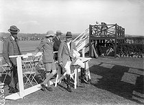 Deauville racecourse (France), circa 1925. © Maurice-Louis Branger / Roger-Viollet