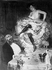 "Jules-Alexandre Grün (1868-1934). ""Fin souper !"" © Roger-Viollet"