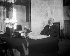 Georges Clemenceau (1841-1929), homme politique français. France, 1918-1919. © Roger-Viollet