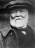 Andrew Carnegie (1835-1919), industriel et philanthrope américain d'origine écossaise, 1913. © Maurice-Louis Branger / Roger-Viollet