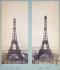 Album de la construction de la Tour Eiffel, 12 février-12 mars 1889. Paris, musée Carnavalet. © Musée Carnavalet / Roger-Viollet