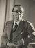 Jean Giraudoux (1882-1944), French writer and diplomat. Paris, circa 1930. © Boris Lipnitzki / Roger-Viollet