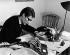 Yves Saint Laurent (1936-2008), couturier français. © Ullstein Bild / Roger-Viollet