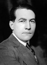 Maurice Martin du Gard (1896-1970), French writer and journalist. France, about 1930.  © Henri Martinie / Roger-Viollet