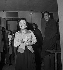 Edith Piaf (1915-1963), chanteuse française. Paris, Olympia, 1958. © Boris Lipnitzki / Roger-Viollet