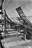 Construction du LZ 127 Graf Zeppelin. Friedrichshafen (Allemagne), 1928. © Imagno / Roger-Viollet