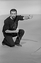 Maurice Béjart (1927-2007), danseur et chorégraphe français. France, 1967. Photographie de Georges Kelaïditès (1932-2015). © Georges Kelaïditès / Roger-Viollet
