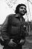 Che Guevara (Ernesto Rafael Guevara, 1928-1967), révolutionnaire cubain d'origine argentine. Cuba, 1960. © Gilberto Ante / BFC / Gilberto Ante / Roger-Viollet