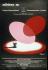 """Bernard Villemot (1911-1989). """"Affiche publicitaire pour le Centre International de Documentation Lyrique. Offset, couleurs, vers 1976. Paris, Bibliothèque Forney.  © Bibliothèque Forney / Roger-Viollet"""
