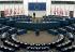 Intérieur d'une salle du Parlement Européen. Strasbourg (Bas-Rhin), 16 novembre 2004. © Ullstein Bild/Roger-Viollet