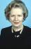 """Margaret Hilda Thatcher (née Roberts, """"La Dame de Fer"""", baronne Thatcher of Kasteven), femme politique britannique, leader du parti conservateur de 1975 à 1990, première femme à être Premier ministre en Europe. © TopFoto / Roger-Viollet"""