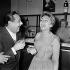 Dario Moreno and Annie Cordy, French and Belgian singers. Paris, Théâtre de l'ABC, April 1959.   © Studio Lipnitzki / Roger-Viollet