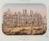 """""""Les ruines de Paris : Hôtel de Ville (le 23 mai 1871)"""". Anonymous engraving. Paris, musée Carnavalet. © Musée Carnavalet/Roger-Viollet"""