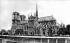 La cathédrale Notre-Dame (côté sud). Paris (IVème arr.). © Neurdein / Roger-Viollet