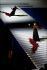 """""""Les Troyens"""" d'Hector Berlioz. Mise en scène : Yannis Kokkos. Direction musicale : Sir John Eliot Gardiner. Décors et costumes : Yannis Kokkos. Lumières : Patrice Trottier. Susan Graham (Didon). Paris, théâtre du Châtelet, 8 octobre 2003. © Colette Masson/Roger-Viollet"""