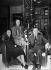 Pearl Buck (1892-1973), femme de lettres américaine avec son époux Richard J. Walsh et sa fille. © Albert Harlingue / Collection Harlingue / Roger-Viollet
