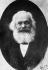 Karl Marx (1818-1883), théoricien socialiste et révolutionnaire allemand. © Roger-Viollet
