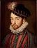 """François Clouet (vers 1505-1510-1572). """"Charles IX (1550-1574), roi de France"""". Musée de Versailles.   © Roger-Viollet"""