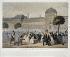 """Pierre-Michel Alix (1762-1817). """"Retour du Roi le 8 juillet 1815"""". Gravure. Paris, musée Carnavalet. © Musée Carnavalet / Roger-Viollet"""