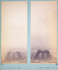 Album de la construction de la Tour Eiffel, 12 décembre 1887 - 15 mars 1888. Paris, musée Carnavalet. © Musée Carnavalet / Roger-Viollet