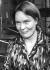 Iris Murdoch (1919-1999), romancière et enseignante irlandaise, août 1963. © TopFoto / Roger-Viollet