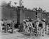 Revolution in Mexico (1910-1920). Rebel's train. © Roger-Viollet