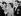 """Peter Glenville (1913-1996), metteur en scène britannique, Vivien Leigh (1913-1967), actrice britannique, et Jean-Pierre Aumont (1911-2001), acteur français, lors de la première de la pièce """"Tovarich"""". New York (Etats-Unis), Broadway Theatre, 20 mars 1963. © TopFoto / Roger-Viollet"""