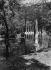 Naumachia in the Monceau park. Paris (VIIIth arrondissement), circa 1910. © Léon et Lévy/Roger-Viollet