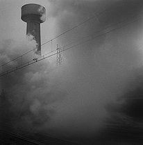 Railway. France, circa 1935. © Gaston Paris / Roger-Viollet