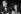 Michel Drach (1930-1990) et Marie-José Nat (1940-2019), à l'Olympia pour le spectacle d'Yves Montand. Paris, 1968. © Noa / Roger-Viollet
